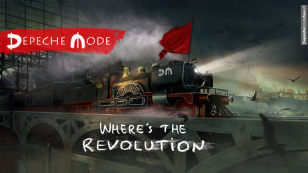 Depeche Mode: Where's The Revolution -Get On Board by IDAlizes