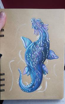 Sea-Monster (Dragon Hatchling)