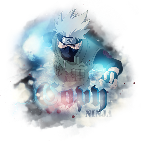 Kakashi by MinaStrawHat