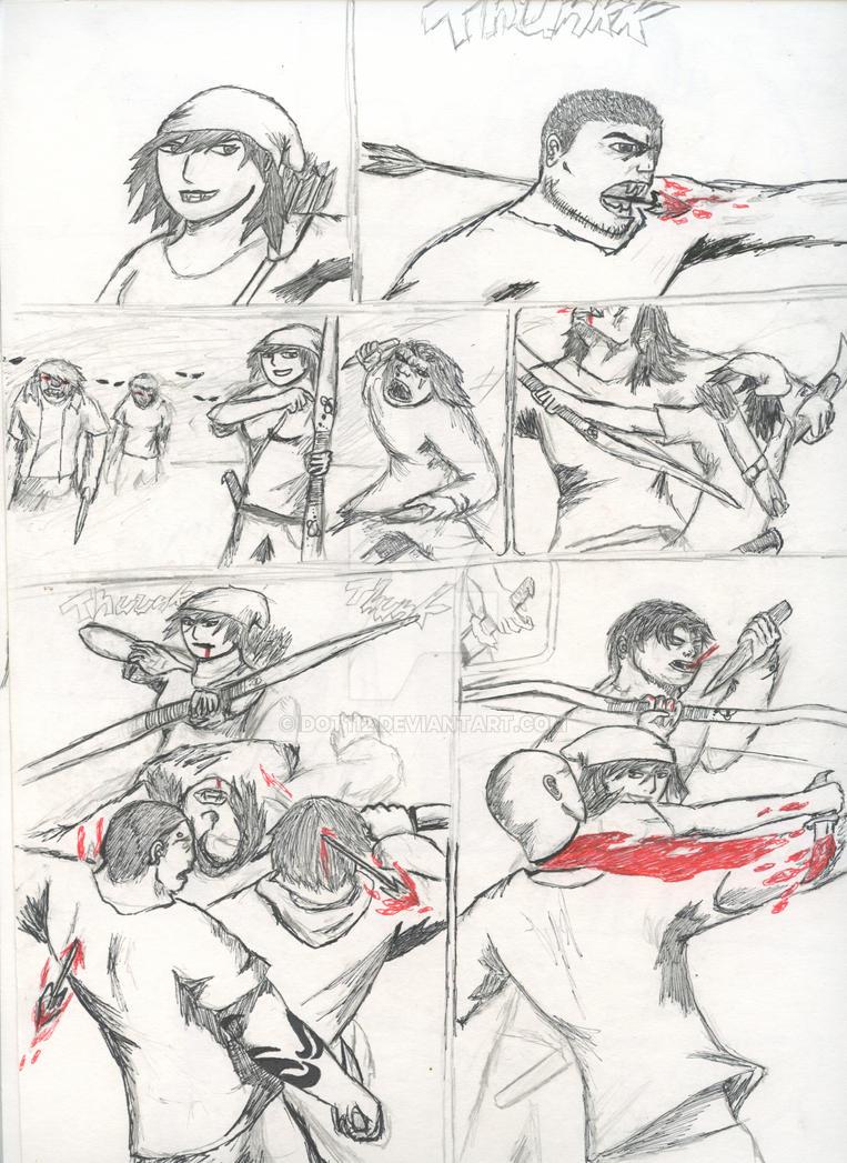 Final Comic Page by Dot112