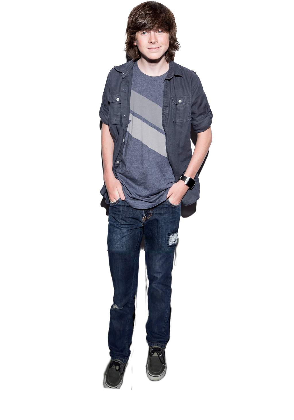 Chandler Riggs 2014 5cc By Damianb88 On Deviantart