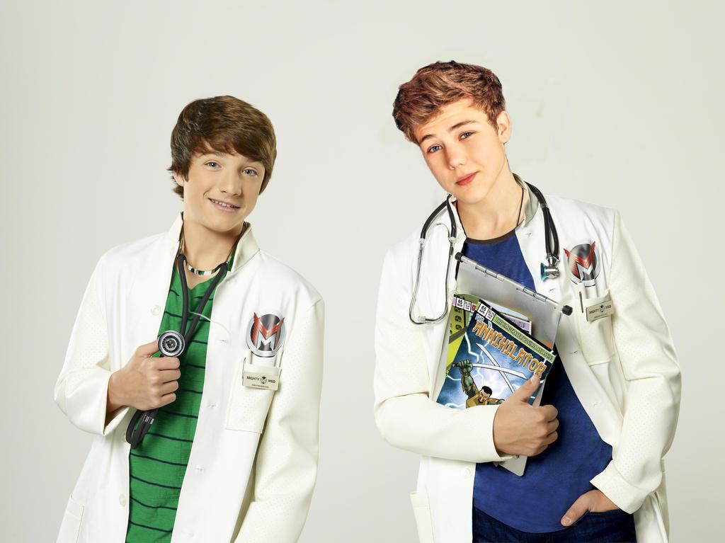 Mighty Med Staffel 3