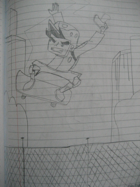 [DraNYC] Non-Conan fan art Jake_Long_by_RyanMcCain