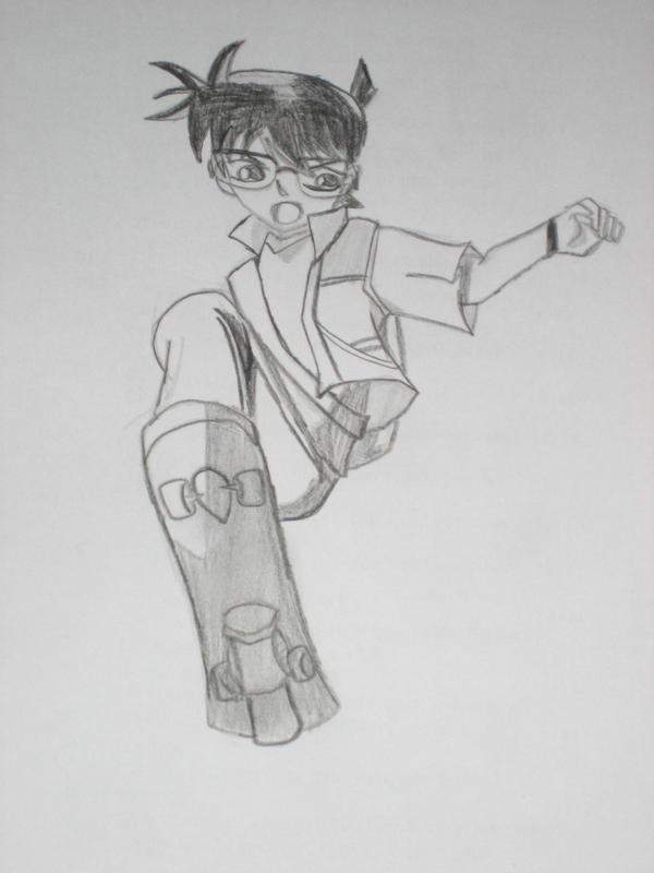 [DraNYC] Conan fan art The_private_eyes__s_requiem_by_RyanMcCain