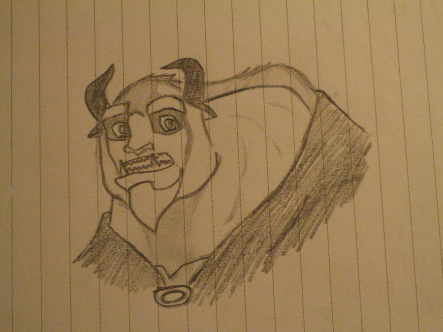 [DraNYC] Non-Conan fan art - Page 2 Beast_by_RyanMcCain