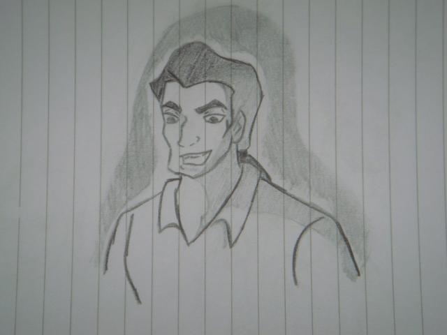 [DraNYC] Non-Conan fan art - Page 2 Gaston_by_RyanMcCain