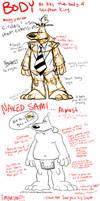 How to Draw Sam pt. 2
