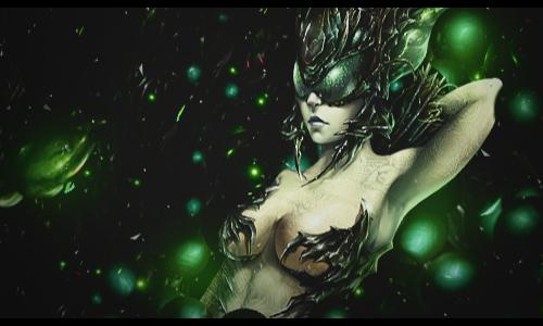 GreenQueen by RenariksLV
