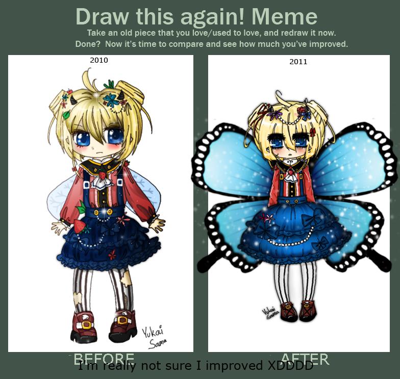 am I improved? XDD by Yukai-SAMA