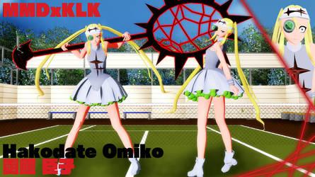 [MotME] - Hakodate Omiko (Tennis) by cilline
