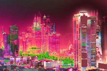 003 Pixeliums DUBAI NAND2Art 7719  V33