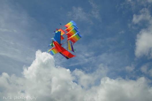 Colourful Flying Deutchman