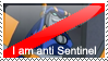 TFA- Anti Sentinel Stamp by Anti-Sentinel-Club