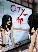 City if Hope Cover 1 by suicide-blue