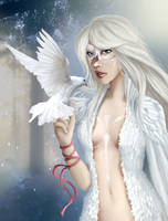 The Dove by suicide-blue