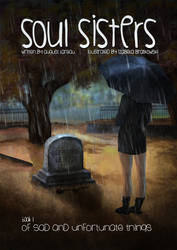 Soul Sisters Book 1 Cover by suicide-blue