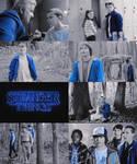 Stranger Things (picspam blue)