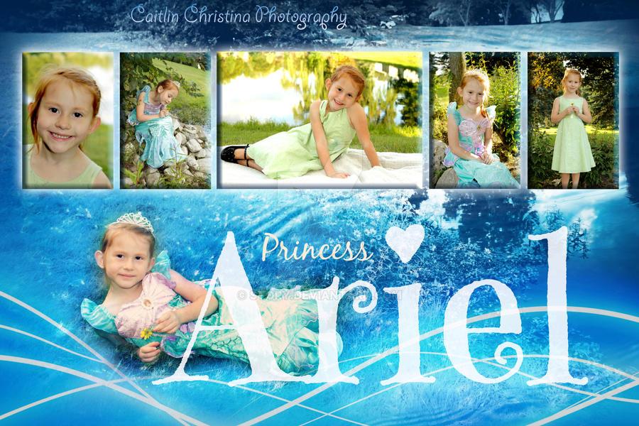 Princess Ariel by story