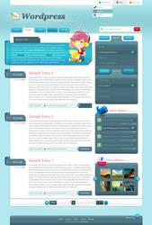 Wordpress Two by sinthux