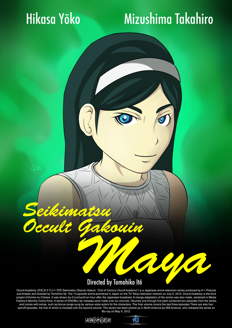 Maya Kumashiro (feat. Amelie) by ArlekOrjoman