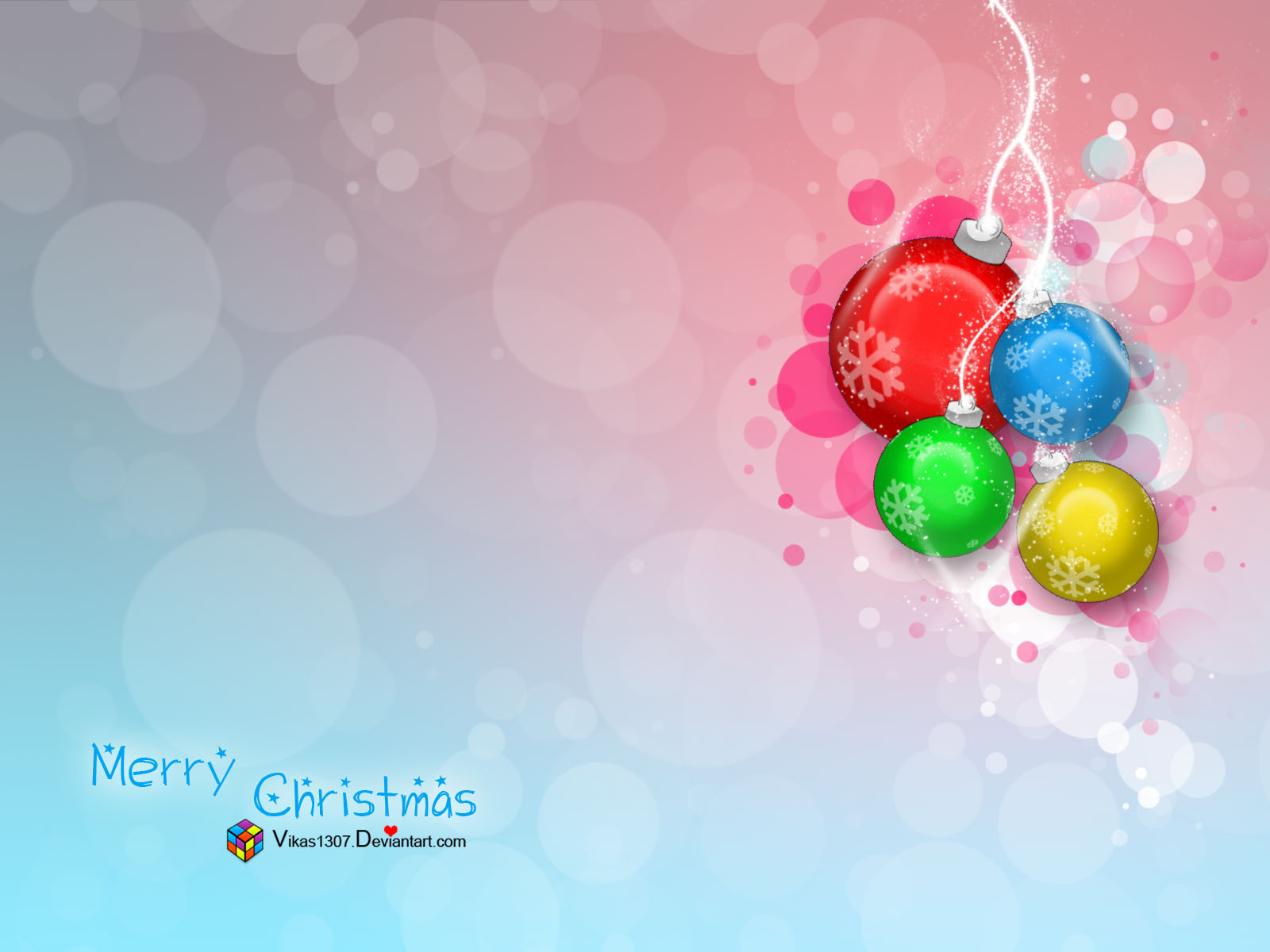 ...:: Merry Christmas :::.... by vikas1307