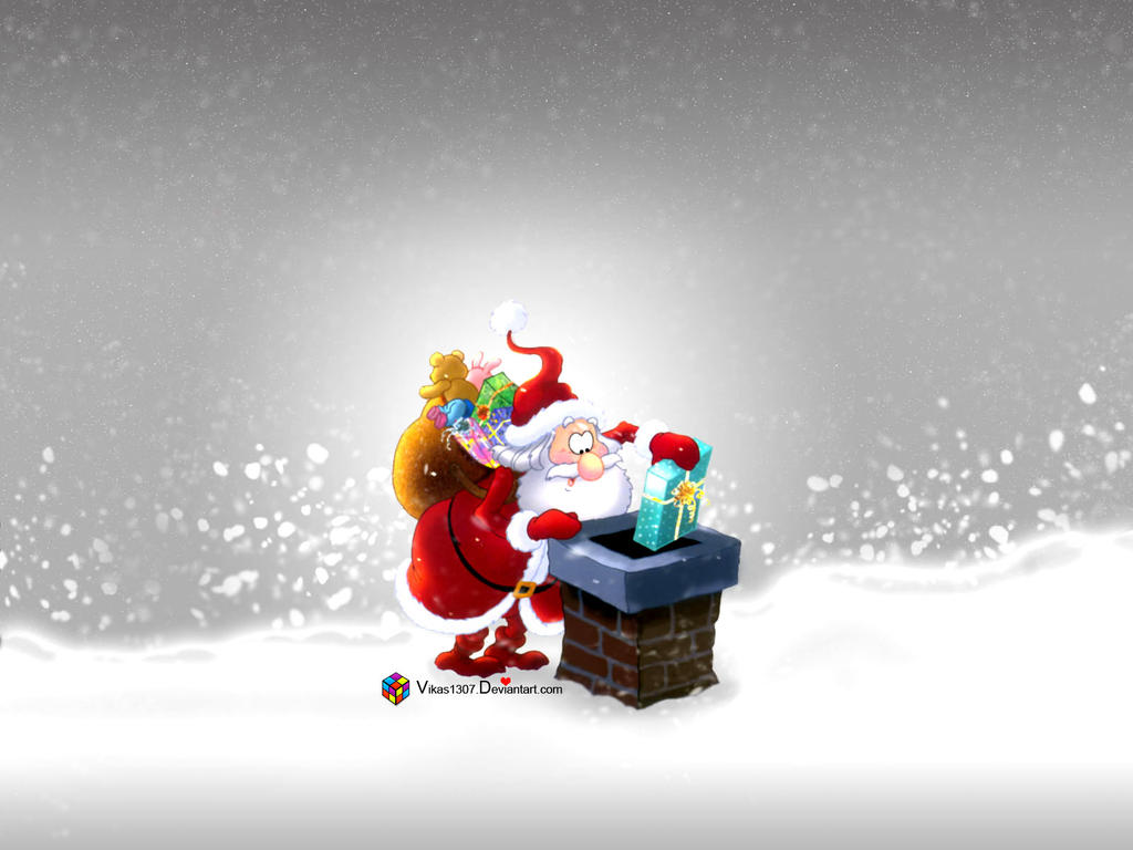 Animated Desktop Backgrounds Christmas