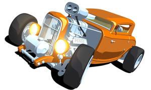 ..:: toon car render ::..