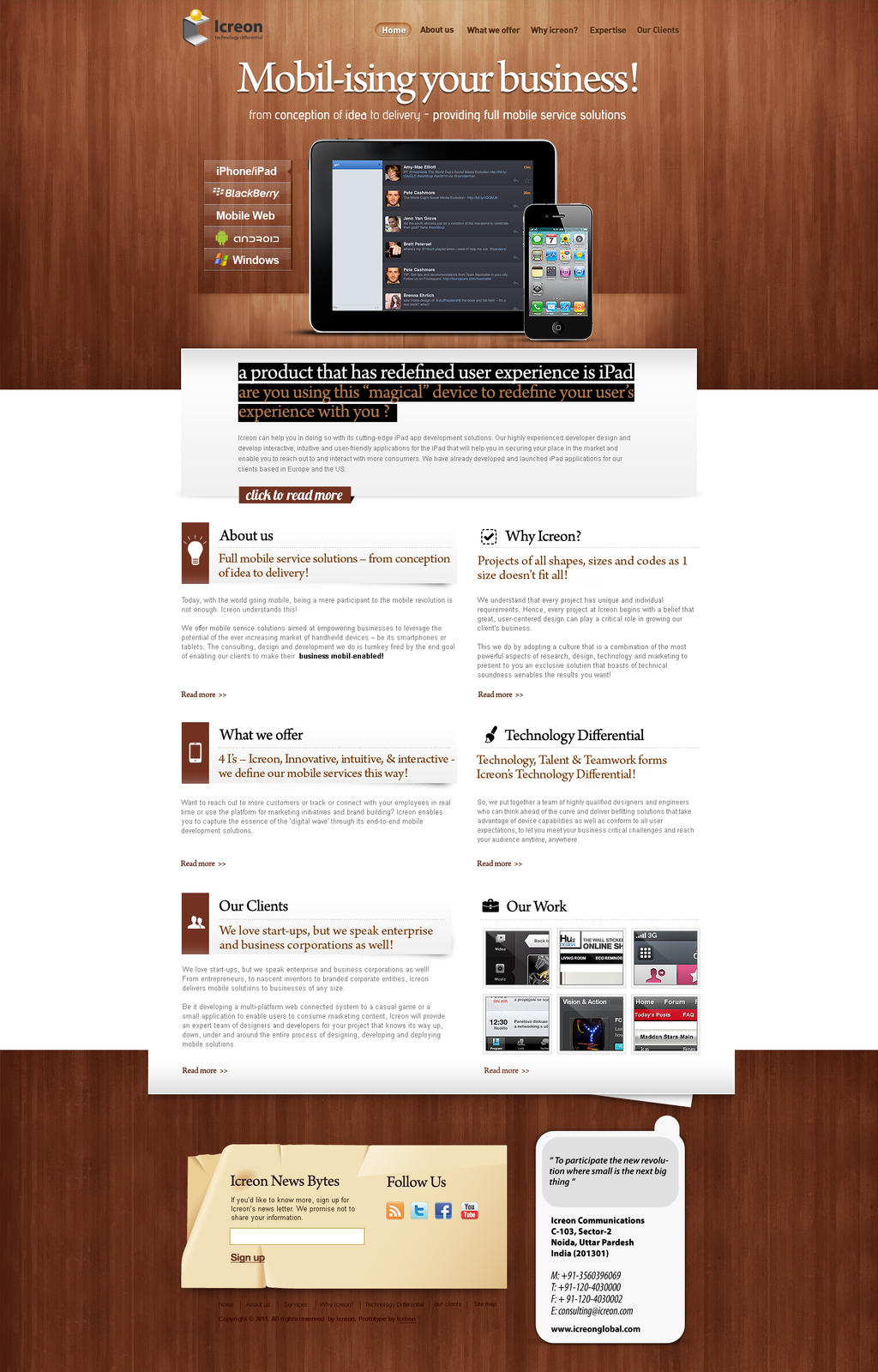 .. webdesign 3 ::.. by vikas1307