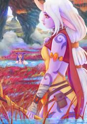 Ionia by PsychoBanana-Arts