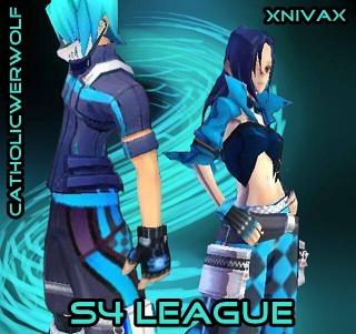 s4 league charakter
