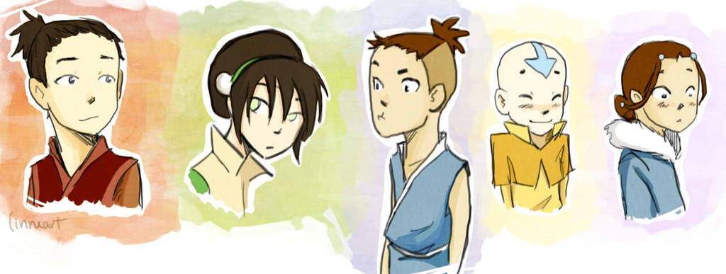 Atla Babies by compoundbreadd