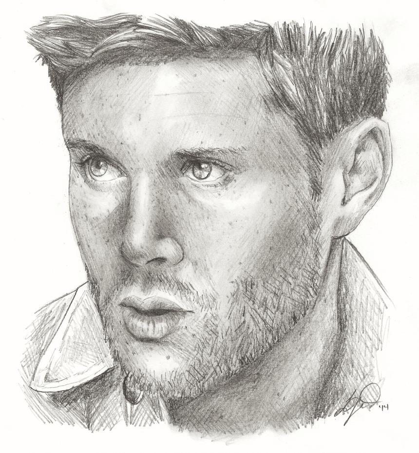 Jensen Ackles by compoundbreadd
