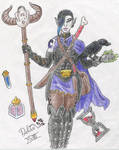 Delia Thient: Parthoris (The Reign of D'Sparil) by deliamelody