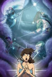 Adventures of Titania Girl: Colors 2-5 by Pettyexpo