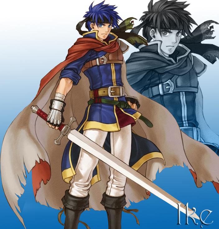 Fire Emblem - Ike by SuperPichi