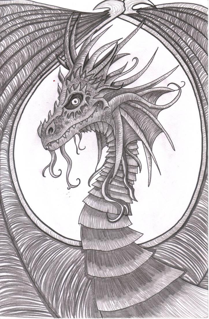A Dragon, I Say! by Clavis-Salomonis