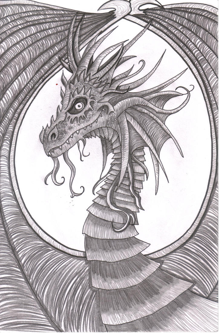 A Dragon, I Say! by Clavis-Salomonis