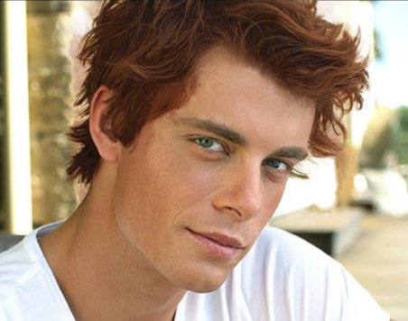 Luke Mitchell as Finnick by Sparky0773 on DeviantArt