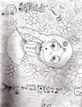 Sinceramente el dibujo mas lindo de mi cuaderno!