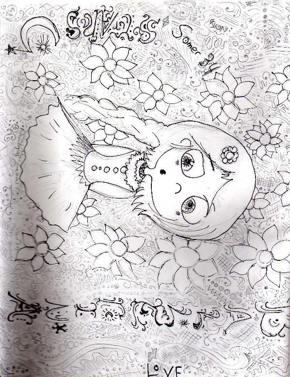 El dibujo mas lindo del mundo - Imagui