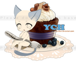 [Closed] YCH Pastry chibi #1