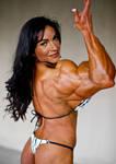 Megan Fox Muscle Morph