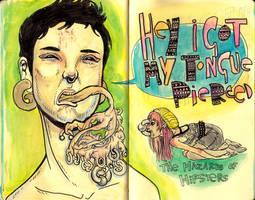 piercings by unclepatrick