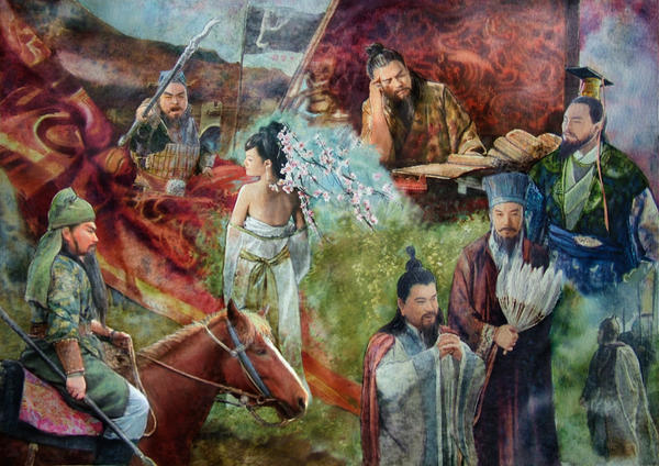 Romance of Three Kingdoms by a-thammasak