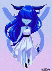 Zodiac Birthstone - Taurus by Pastel-Kitteh
