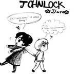 Johnlock- ohlook!!