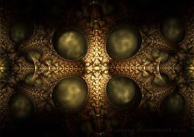 arachnascape by grinagog