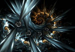 cobalt curl by grinagog