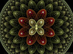 infinity flower
