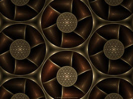 old style tile II by grinagog